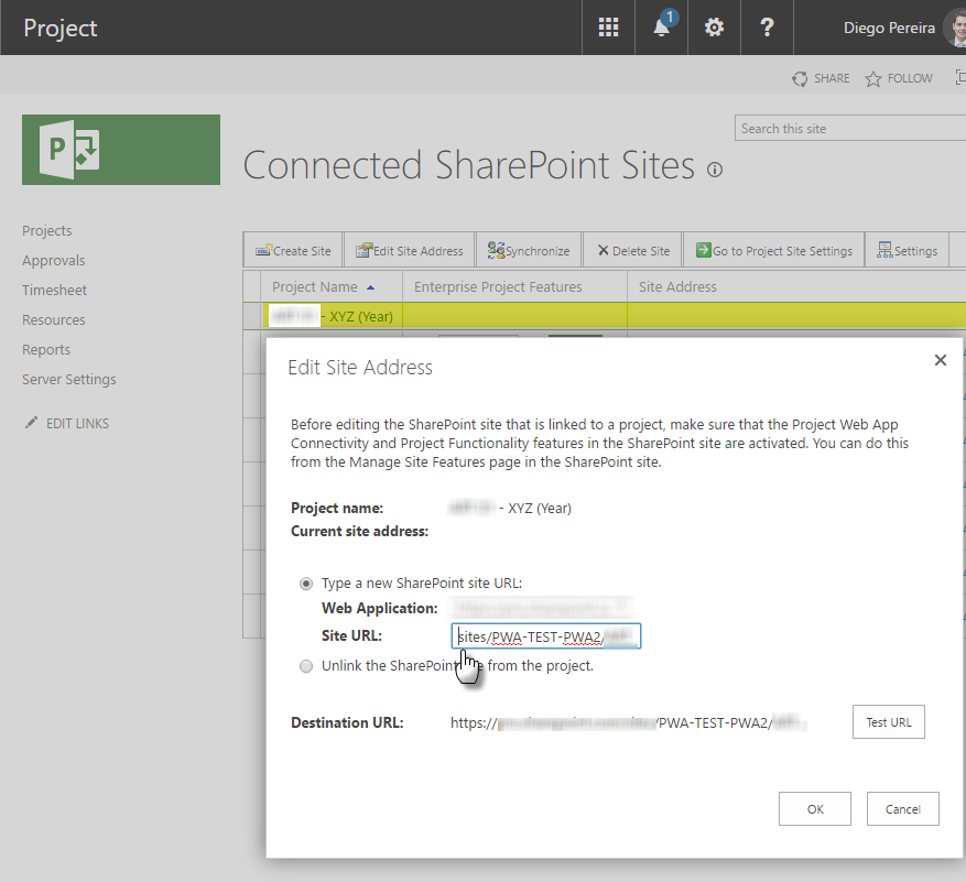 linksharepointsite